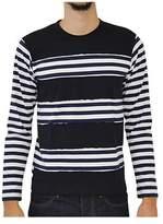 Comme des Garcons Mens Multicolor Cotton T-shirt.