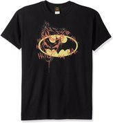 Batman DC Comics Joker Graffiti Adult T-Shirt Tee