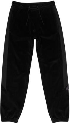 Kenzo Black velour sweatpants