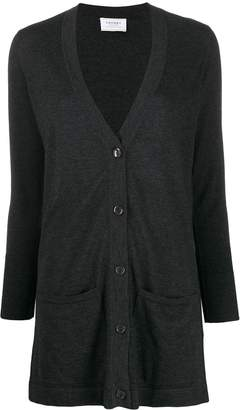 Snobby Sheep long button-up cardigan