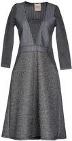 Garage Nouveau Knee-length dresses - Item 34543726