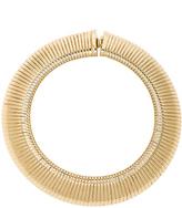 Saint Laurent Oversize Serpent Chain Necklace