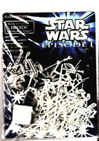 Star Wars Episode 1 Illuminations Glow-in-the-dark Droids Action Wall Scenes