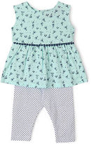 Sprout NEW Tunic and Legging Set Mint