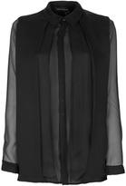 Anne De Grijff layered blouse