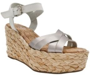 Sugar Women's Happy Platform Wedge Sandals Women's Shoes