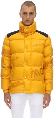 MONCLER GENIUS Lvr Exclusive Mare Nylon Down Jacket