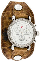 Michele CSX Diamond Watch