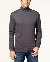 Club Room Men's Mock-Neck Shirt, Created for Macy's