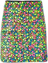 Jeremy Scott smarties skirt