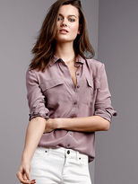 Victoria's Secret The Silk Shirt