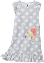 Petit Lem Ice Cream Nightgown (Toddler & Little Girls)