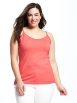 Old Navy First-Layer V-Neck Plus-Size Cami