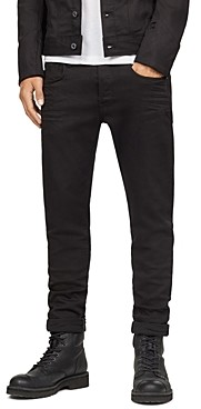 G Star 3301 Slim Fit Jeans in Rinsed