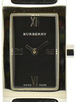 Burberry 14000L Stainless Steel Black Dial 18mm Quartz Womens Watch