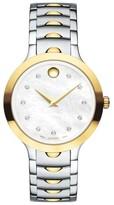 Movado Women's Luno Bracelet Watch, 32Mm