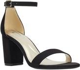 Bandolino Block-Heel Dress Sandals - Armory