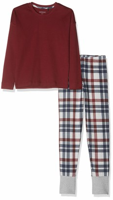 Schiesser Girls' Family Schlafanzug Lang Pyjama Sets