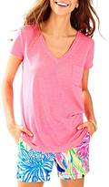 Lilly Pulitzer Luxletic Fay Shirt