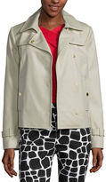 Liz Claiborne Collarless Blazer - Tall