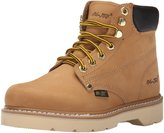 AdTec Women's 6 Inch Nubuck Work Boot