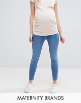 New Look Maternity Under The Bump Skinny Jegging