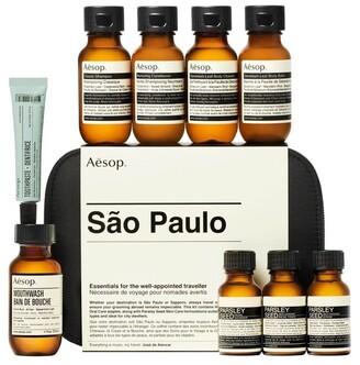 Aesop Sao Paulo Travel