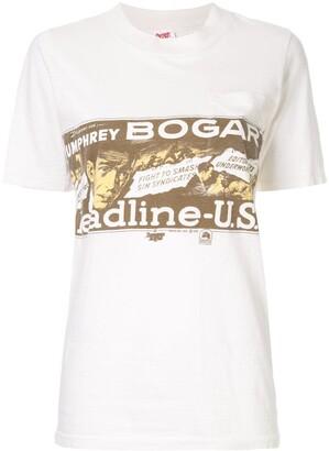 Fake Alpha Vintage Humphrey Bogart T-shirt