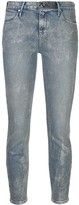 RtA Madrid cropped jeans