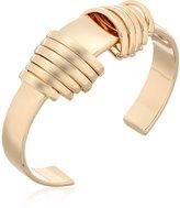 BCBGeneration D Ring Cuff Bracelet
