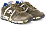 Premiata Kids lace-up sneakers