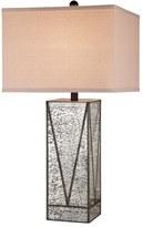 Jalexander Mercury Glass Table Lamp