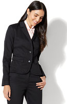 New York & Co. 7th Avenue Jacket - Two-Button - Signature - Petite