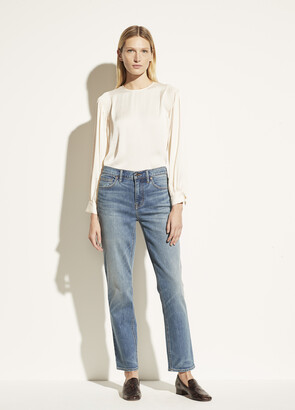 Vince Exclusive/ Relaxed Straight Jean