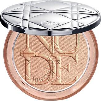 Christian Dior Diorskin Nude Luminizer Shimmering Glow Powder Highlighter