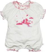 Baby Soy Bubble Romper (Baby) - Magpie-3-6 Months