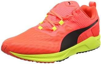 Puma Ignite Xt V2, Unisex Adults Running Shoes, Red (Red/Yellow 02), (43 EU)