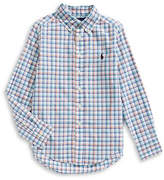 Ralph Lauren Childrenswear Cotton Poplin Collared Shirt