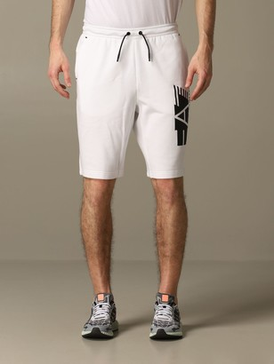 Ea7 Short Bermuda Shorts Men Ea7