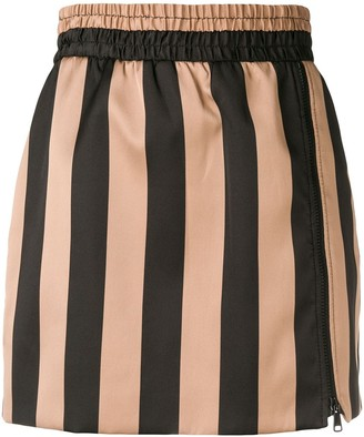No.21 Striped Skirt