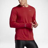 Nike Dry Contour Men's Long Sleeve Running Top
