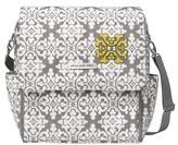 Petunia Pickle Bottom Infant 'Boxy Glazed' Diaper Bag - Grey
