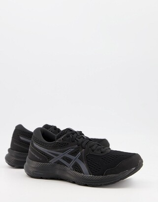 Asics Running Gel-Contend 7 trainers in black