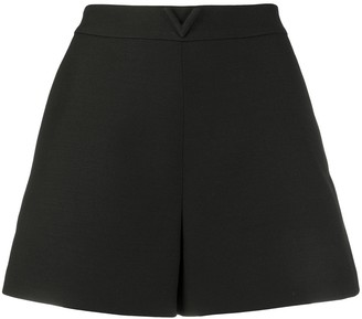 Valentino V detail shorts