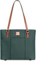 Dooney & Bourke Pebble Small Lexington Shopper