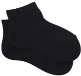 Falke Black Sneaker Socks