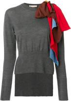 Marni cashmere scarf stole sweater