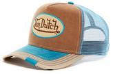 Von Dutch Logo Patch Trucker Hat