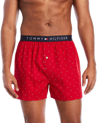 Tommy Hilfiger Woven Boxer Shorts