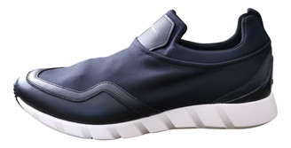 Salvatore Ferragamo Black Plastic Boots